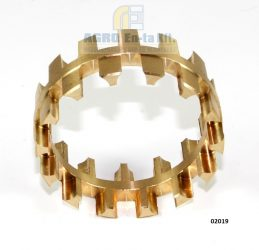 Görgőskosár bronz 02019