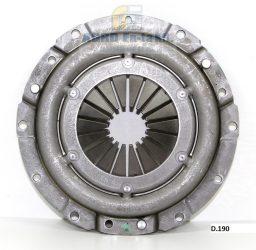 Kuplungszerkezet D=190