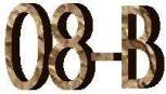 """08B 1/2"""" (12,7mm)"""