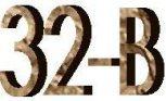 """32B 2"""" (50,8mm)"""